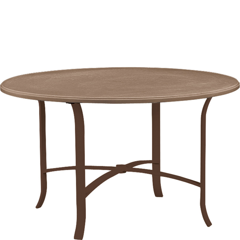 Tropitone 4248b Commercial Solid Surface Tables Cafe Or