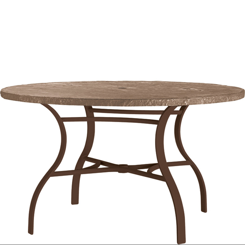 Tropitone 560348b Commercial Solid Surface Tables Cafe Or