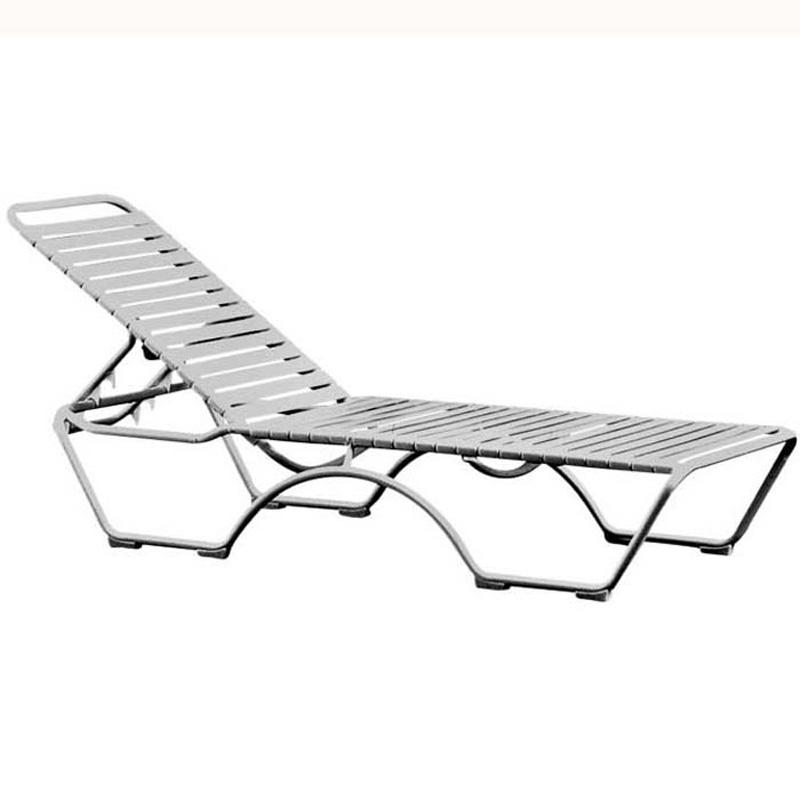 Tropitone Strap Chaise Lounge