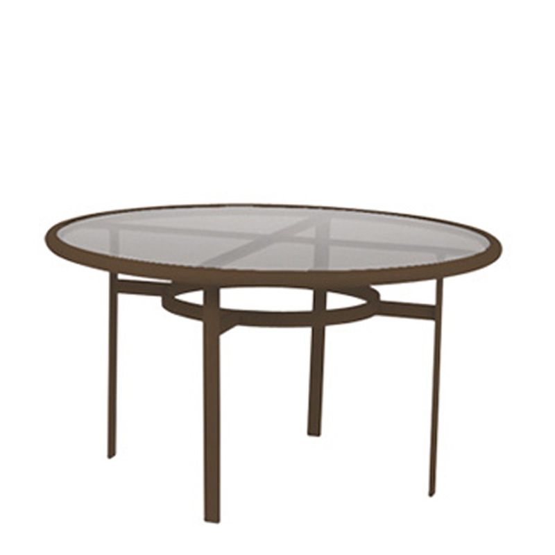 Tropitone 08082010 Round Dining Table 190348 Dining Tables And Chairs
