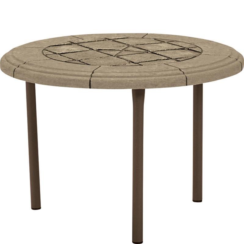 Tiled Stone Tables Tropitone