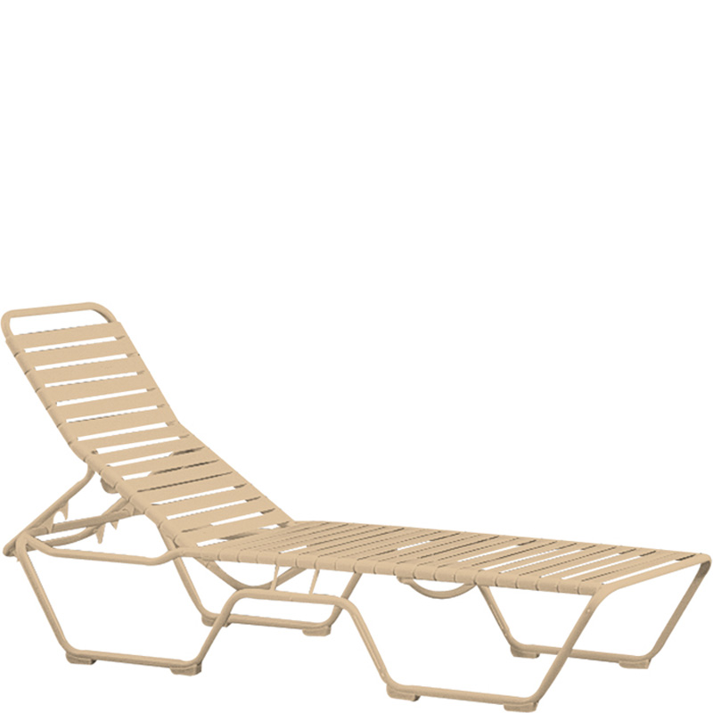 Tropitone 935z tropi kai strap tropi kai chaise lounge discount furniture at - Chaise a prix discount ...