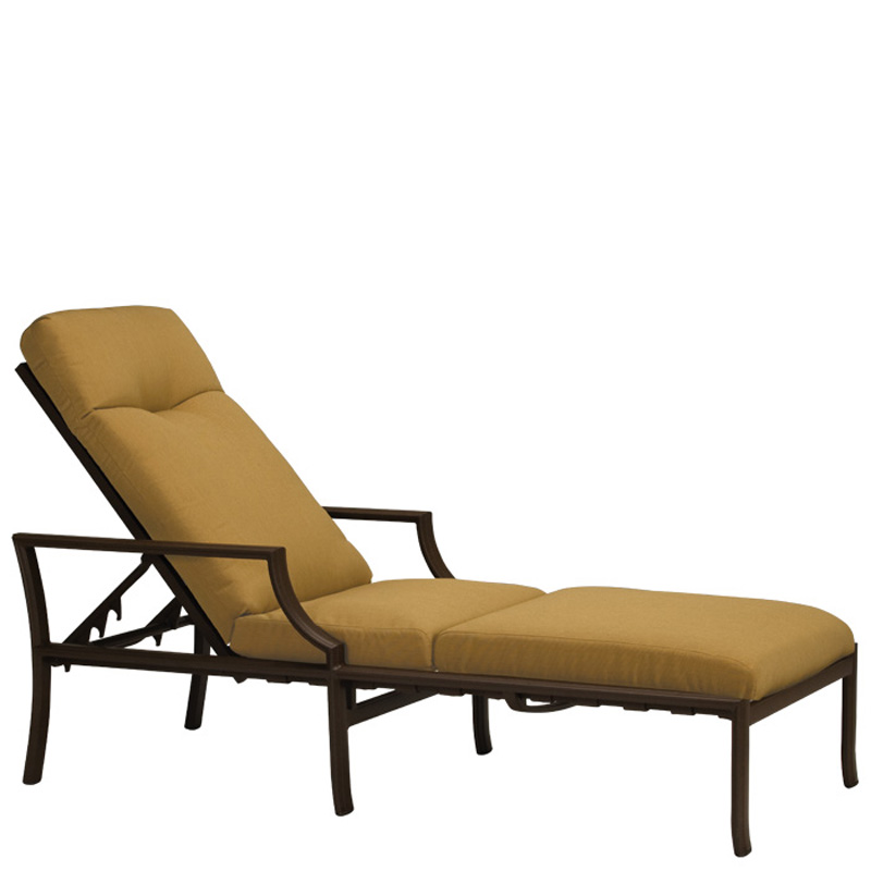 Tropitone 830932 windsor cushion chaise lounge discount for Chaise windsor