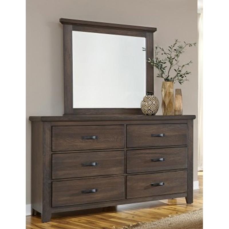 Vaughan Bassett 518 002 Gramercy Park Six Drawer Dresser Discount Furniture At Hickory Park