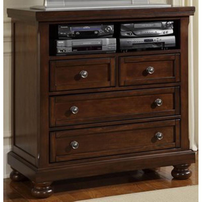 Bassett Furniture Outlet: Vaughan Bassett 530-114 Reflections Entertainment Center
