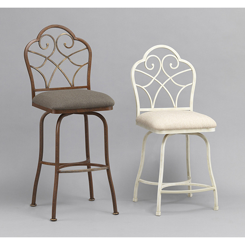 Wesley allen b218h30 barstool anderson barstool discount for Affordable furniture greenwood in