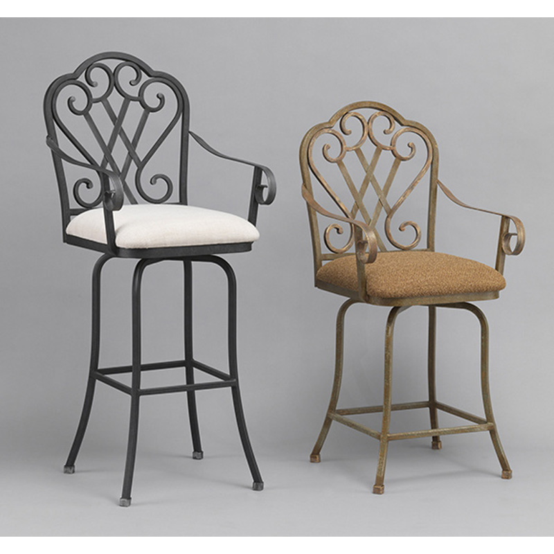 Wesley allen b210h30ar barstool dallas barstool discount for Affordable furniture greenwood in