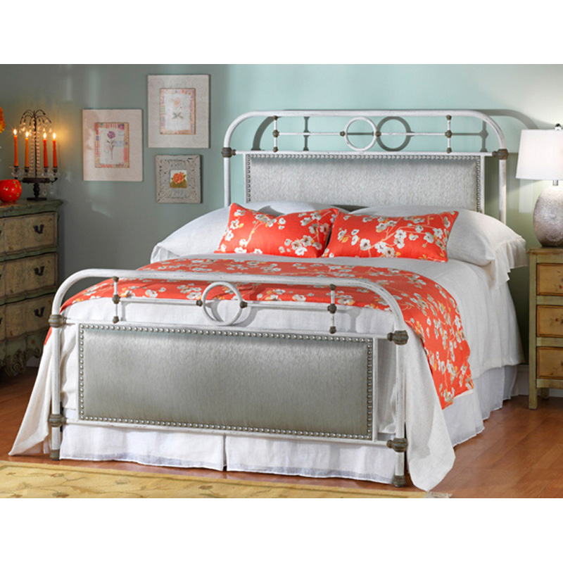 Wesley Allen Iron Bed Rochester Iron Bed Discount Furniture At Hickory Park Furniture Galleries