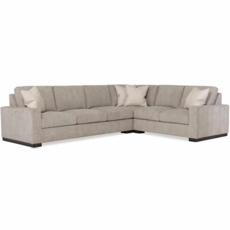 Wesley Hall P2018 Ample Sectional Discount Furniture At