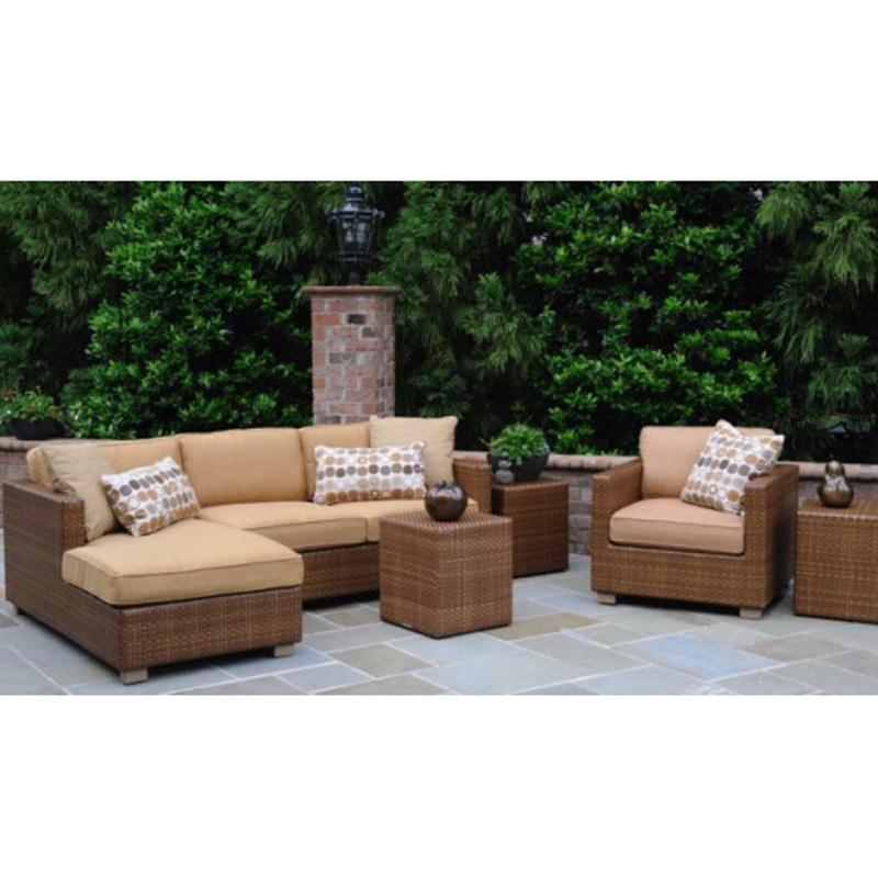 Whitecraft Sedona Outdoor Furniture Set And Sectional Discount Furniture At Hickory Park
