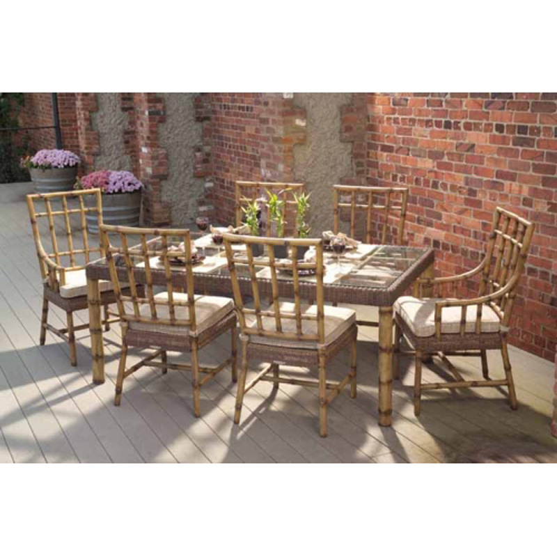 Whitecraft South Terrace Outdoor Dining Furniture Set Discount Furniture At Hickory Park