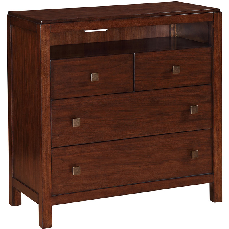 winners only bh2007tv hampshire 38 inch 4 drawer tv chest. Black Bedroom Furniture Sets. Home Design Ideas