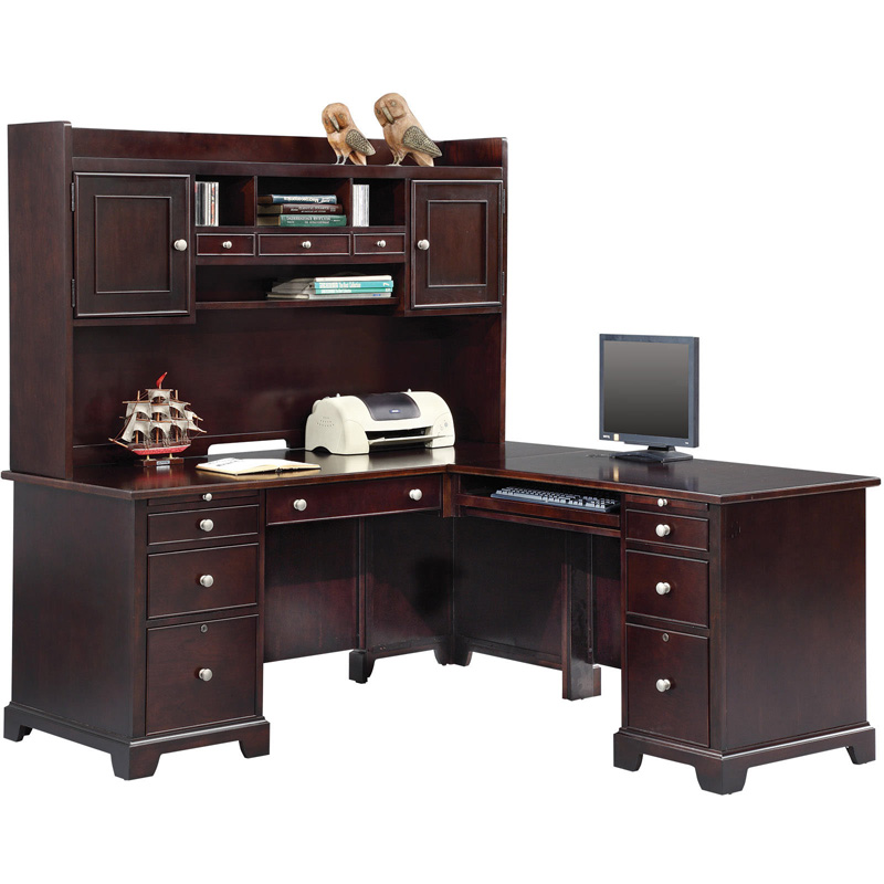 Winners Only Gp266h Metro 63 Inch Desk Hutch And 66 Inch