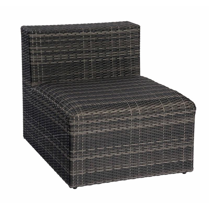 Woodard S506011 Canaveral Eden Armless Chair Discount