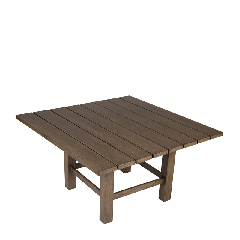 Woodard S592213 Augusta Woodlands Square Coffee Table Discount Furniture At Hickory Park