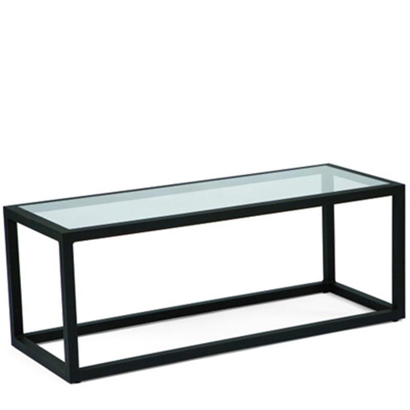 Woodard 3z0443sm Salona Strap By Joe Ruggiero Coffee Table