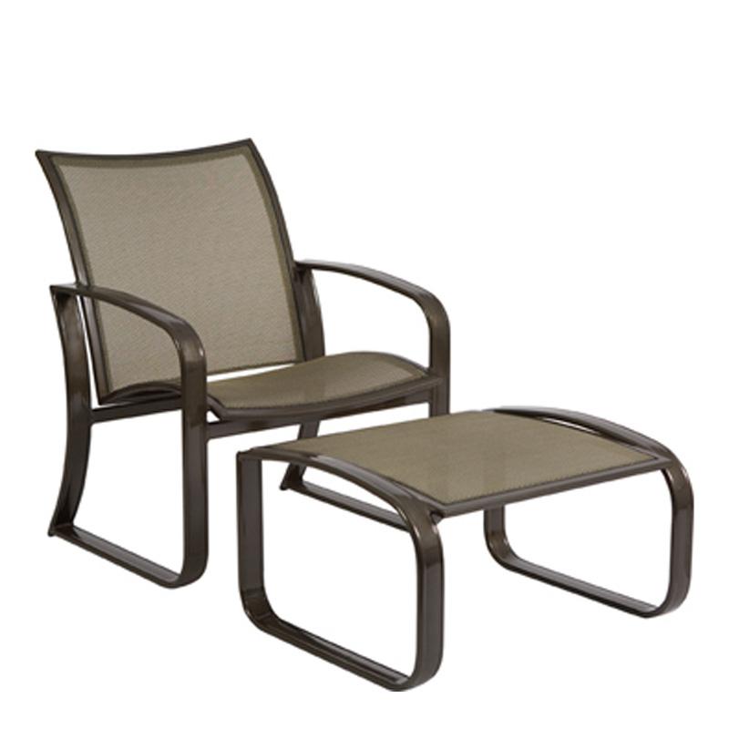 Woodard 3n0406 Cayman Isle Flex Lounge Chair Discount