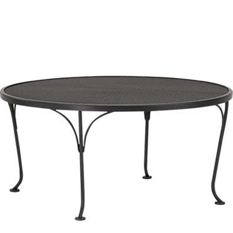 Woodard 190038 tables and accessories tables accessories for 50 inch round coffee table