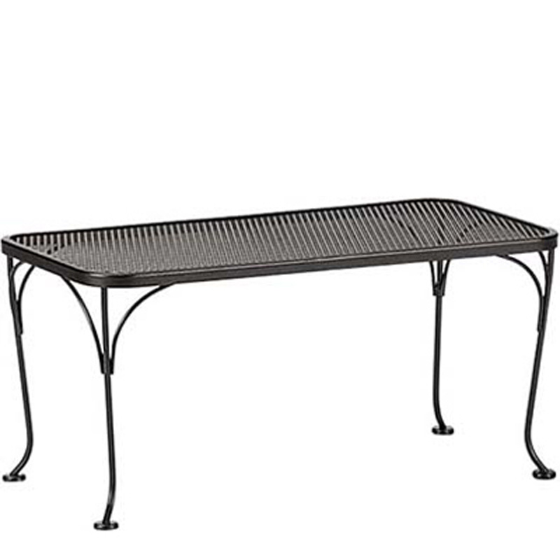 Woodard 190041 tables and accessories tables accessories for Coffee tables 36 inches