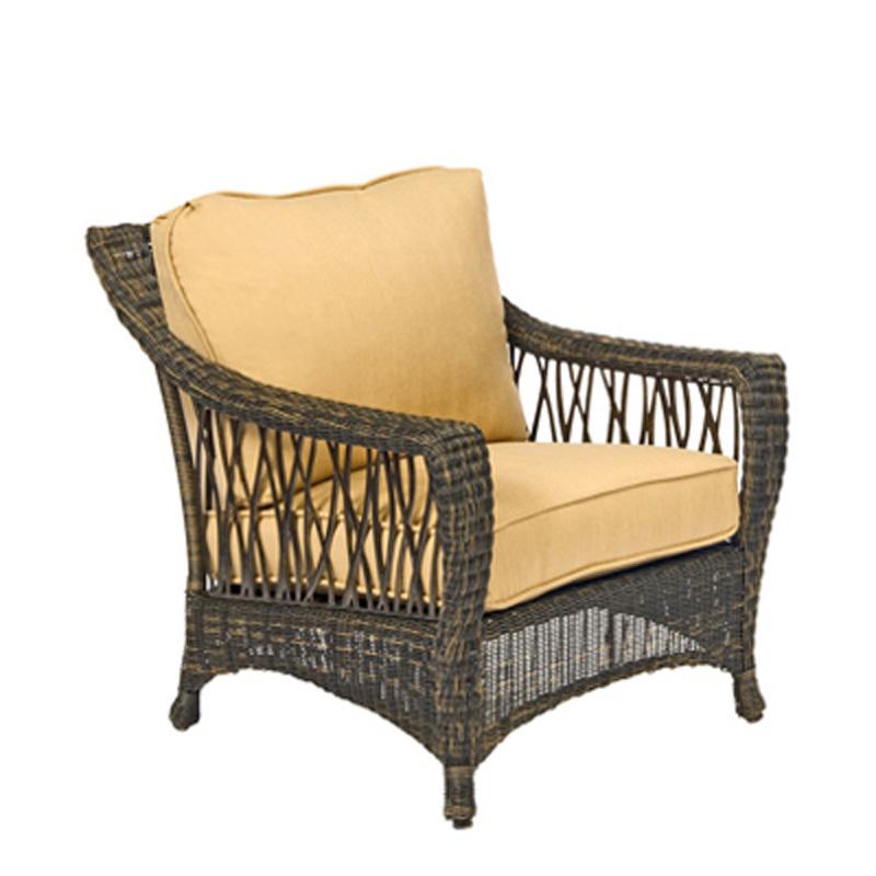 Woodard 910006 Serengeti Stationary Lounge Chair Discount