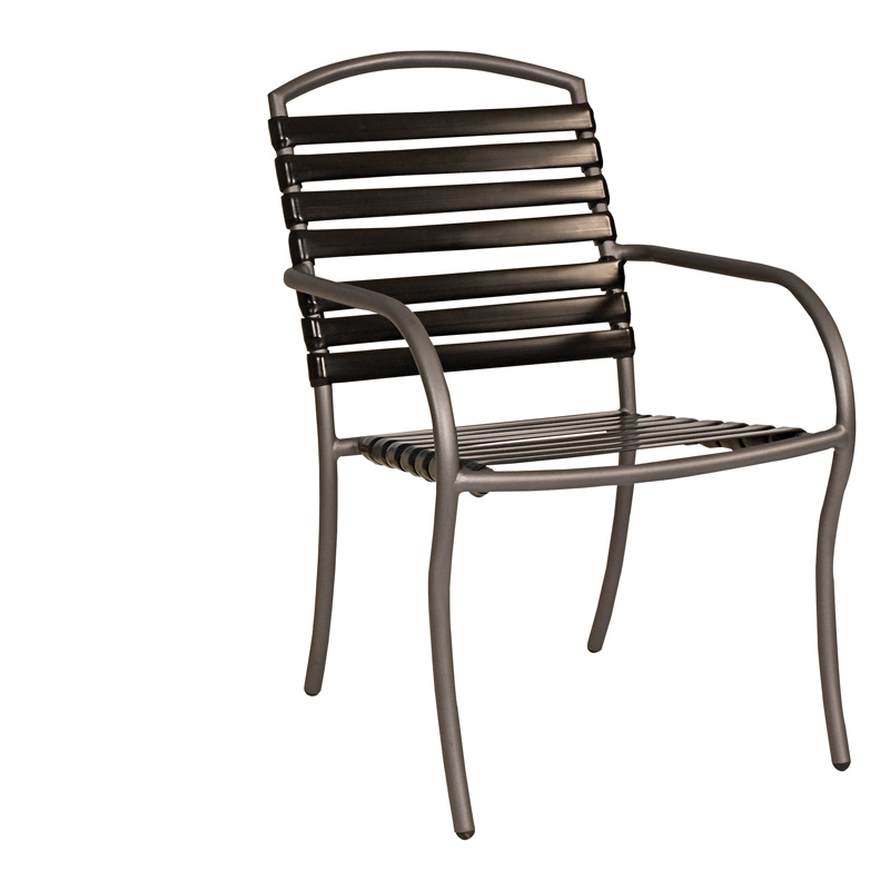 Woodard 6c0417 Rivington Dining Arm Chair Stackable