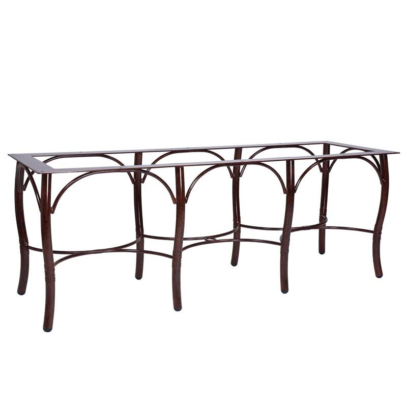 Woodard 1t8400 Glade Isle Extra Large Dining Table
