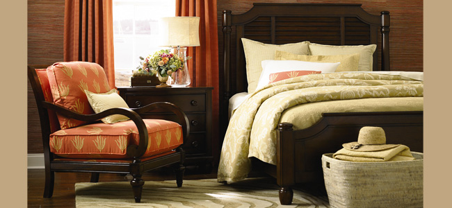 Coral Key Bedroom Collection by BASSETT shop Hickory Park Furniture ...