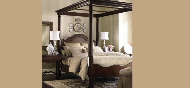 Louis Philippe Bedroom Collection by BASSETT shop Hickory Park ...