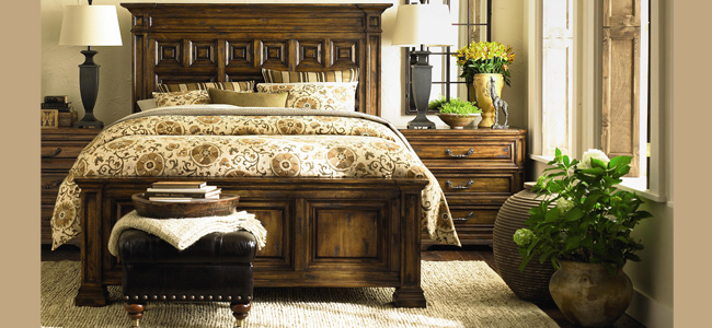 Sonoma Bedroom Collection by BASSETT shop Hickory Park Furniture ...
