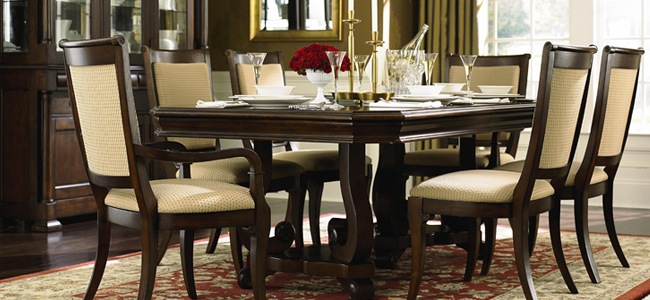 Louis Philippe Dining Room Collection By Bett