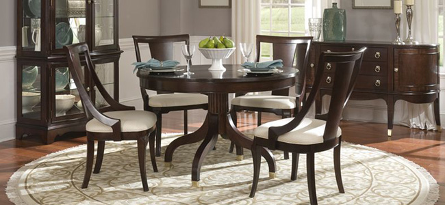ferron court dining room group by broyhill shop hickory