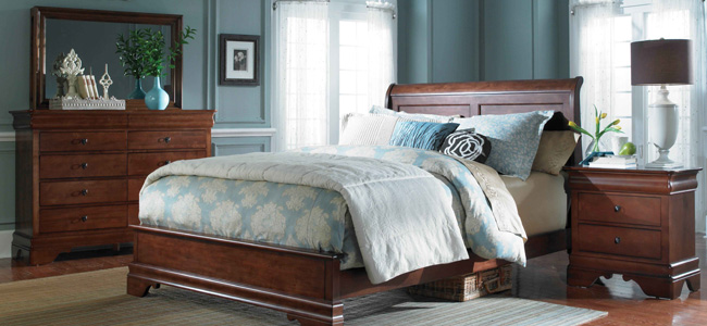 Chateau Royale Bedroom Collection By KINCAID