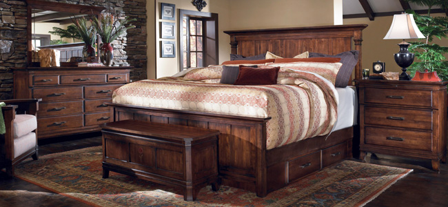 Rosecroft Bedroom Collection By KINCAID