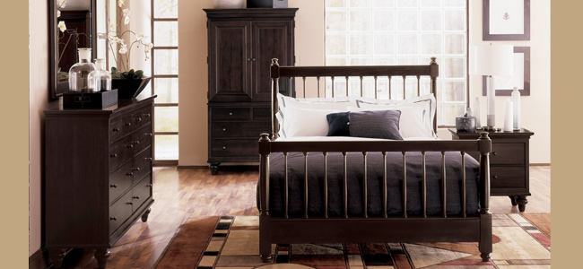 Somerset Bedroom Collection by KINCAID shop Hickory Park Furniture