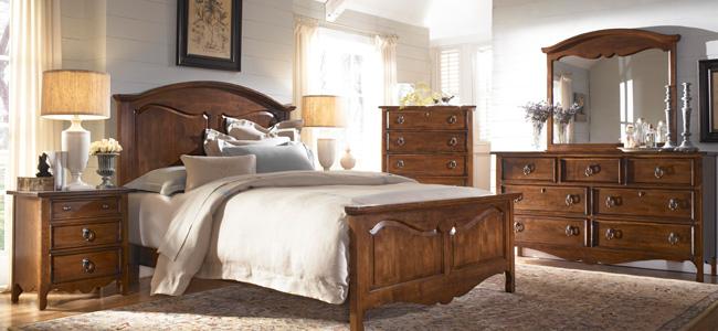 BEDROOM FURNITURE Hickory Park Furniture Galleries - Kincaid tuscano bedroom furniture