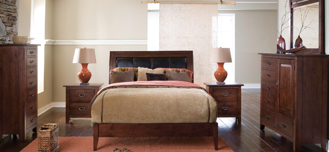 Stonewater Bedroom Collection By KINCAID