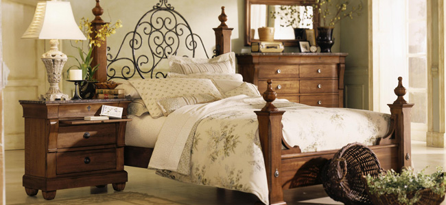 Amazing Tuscano Bedroom Collection By KINCAID
