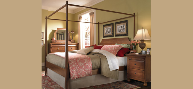 american journal bedroom collection by kincaid shop