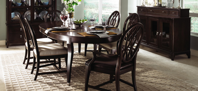 Alston Dining Room Collection by KINCAID shop Hickory Park ...