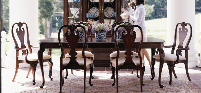 Carriage House Dining Room Collection by KINCAID