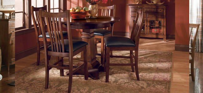 Rosecroft Dining Room Collection by KINCAID shop Hickory Park ...