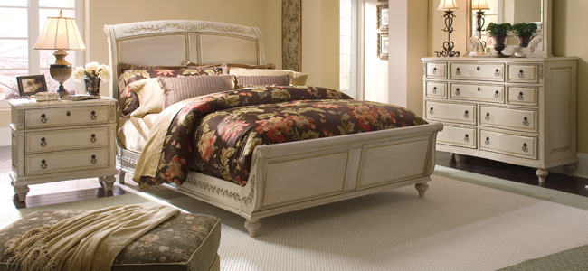Amazing Laura Ashley Sturlyn Bedroom Collection By KINCAID