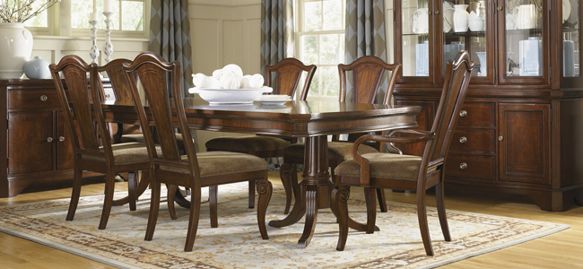 American Traditions Dining Room Collection By Legacy Clic