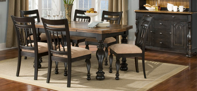 Banister Dining Room Collection by LEGACY CLASSIC