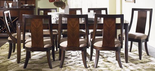 Boulevard Dining Room Collection by LEGACY CLASSIC