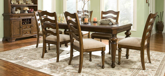 Manor House Dining Room Collection By LEGACY CLASSIC