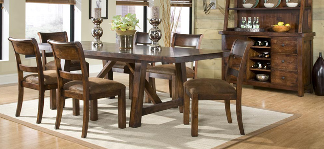 Woodland Ridge Dining Room Collection By LEGACY CLASSIC
