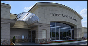 Visit The Hickory Furniture Mart