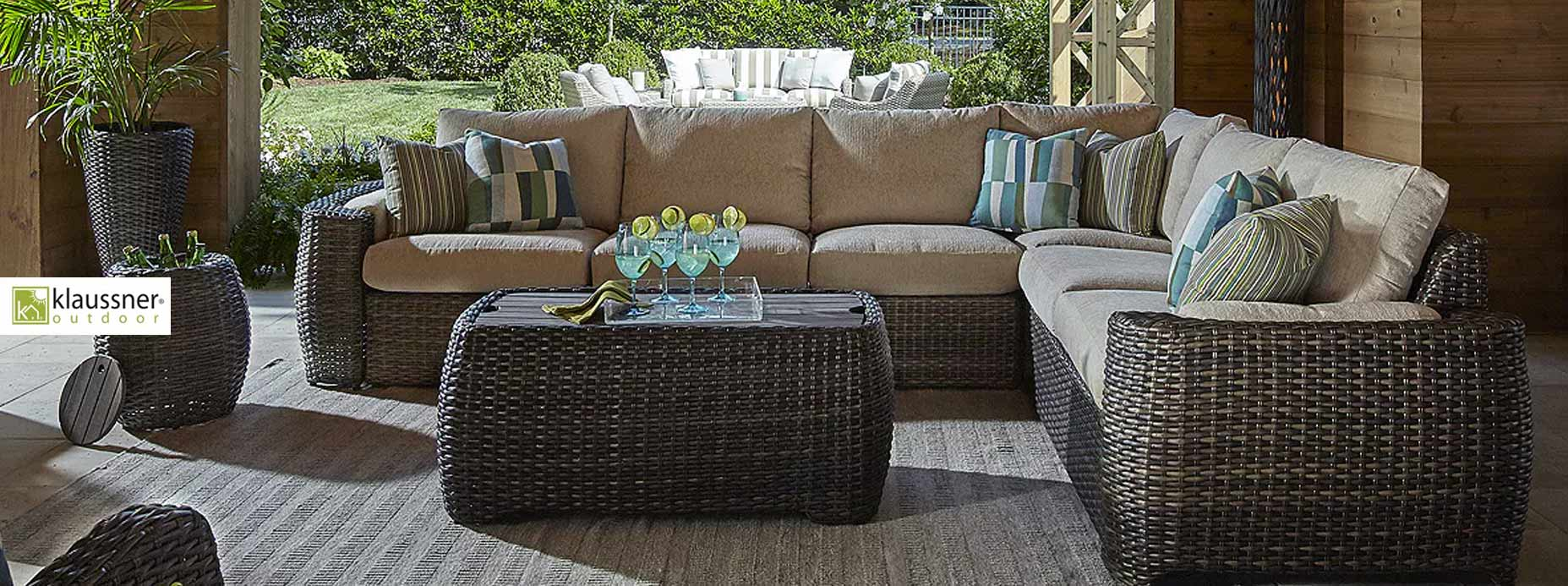 Klaussner Outdoor Furniture Discount Store Showroom In Hickory Nc