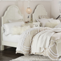 Inspirations By Wendy Bellissimo Seashell White Legacy Classic Kids